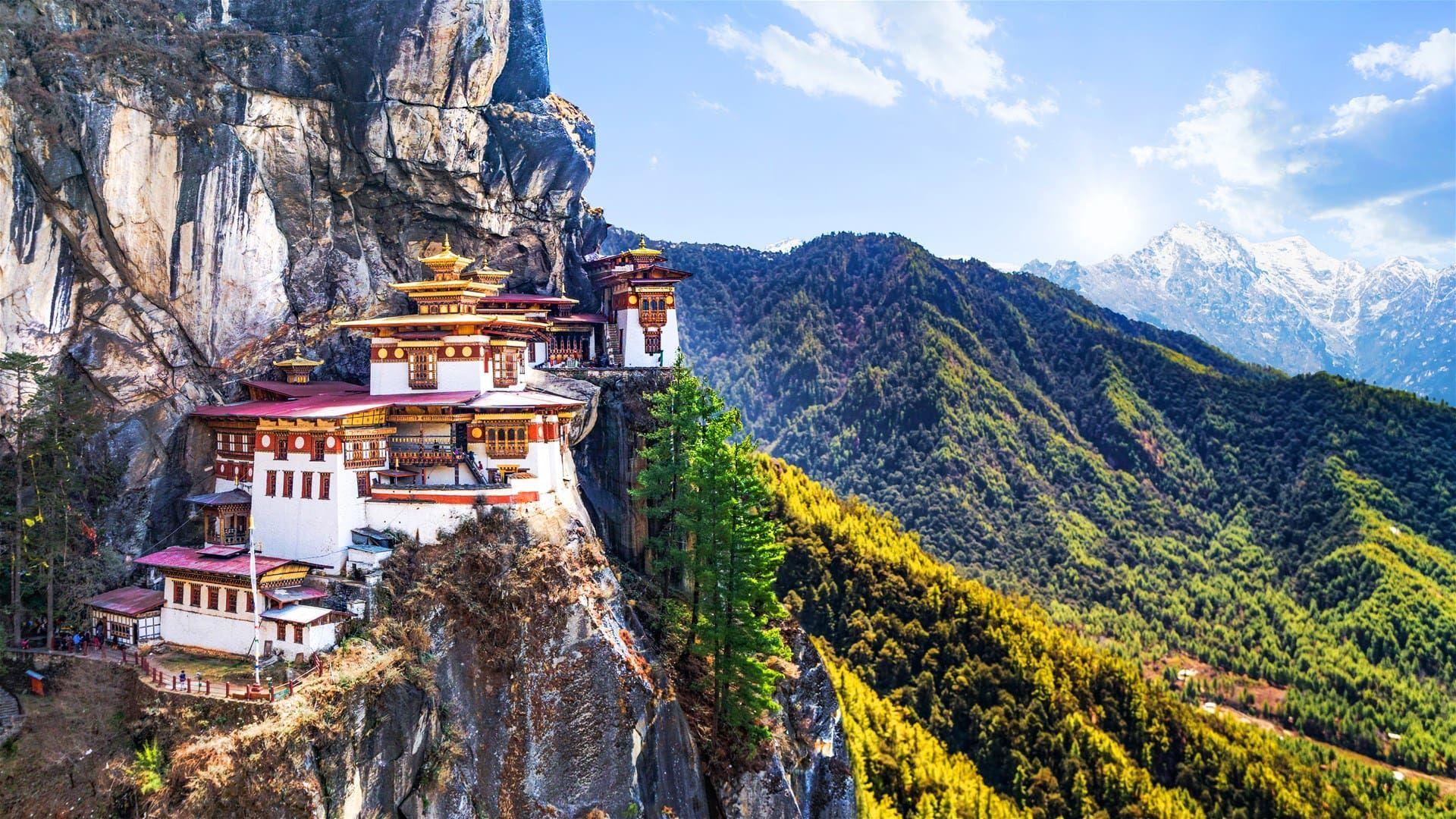 BHUTAN - THIÊN ĐƯỜNG HOA TUYẾT