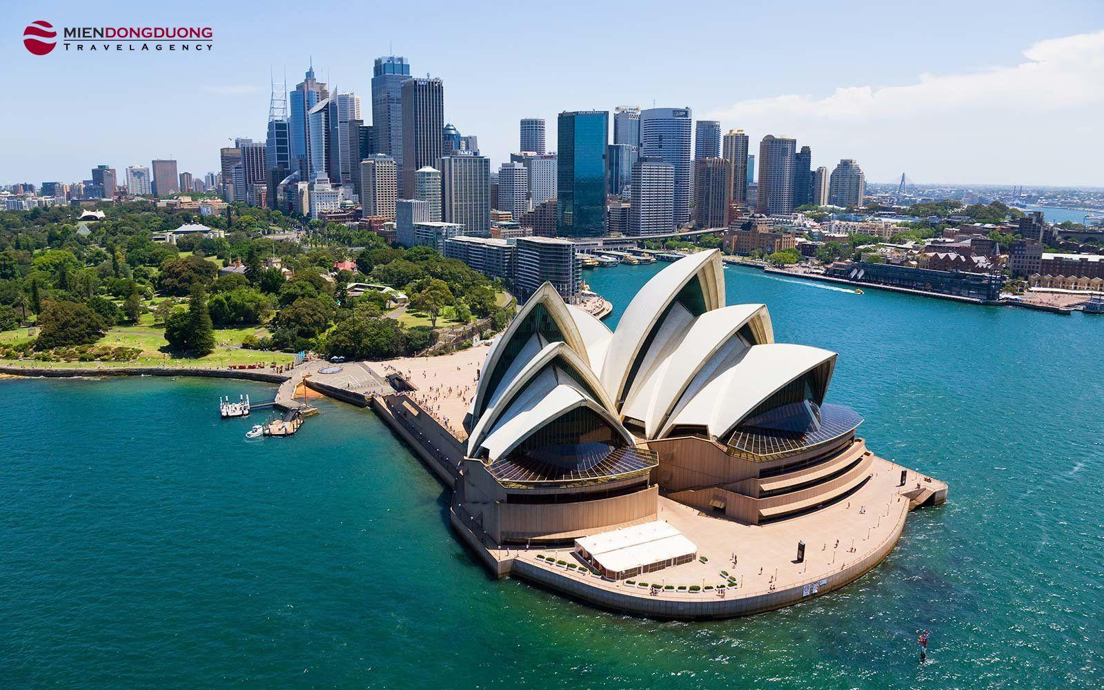 HÀ NỘI//HCM - MELBOURNE - CANBERRA - SYDNEY - HÀ NỘI//HCM